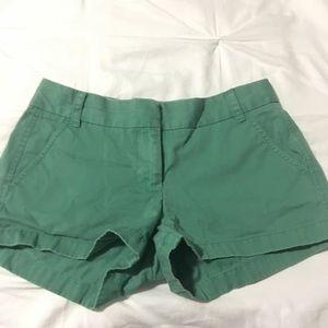 """J. Crew Chino 3"""" Shorts"""